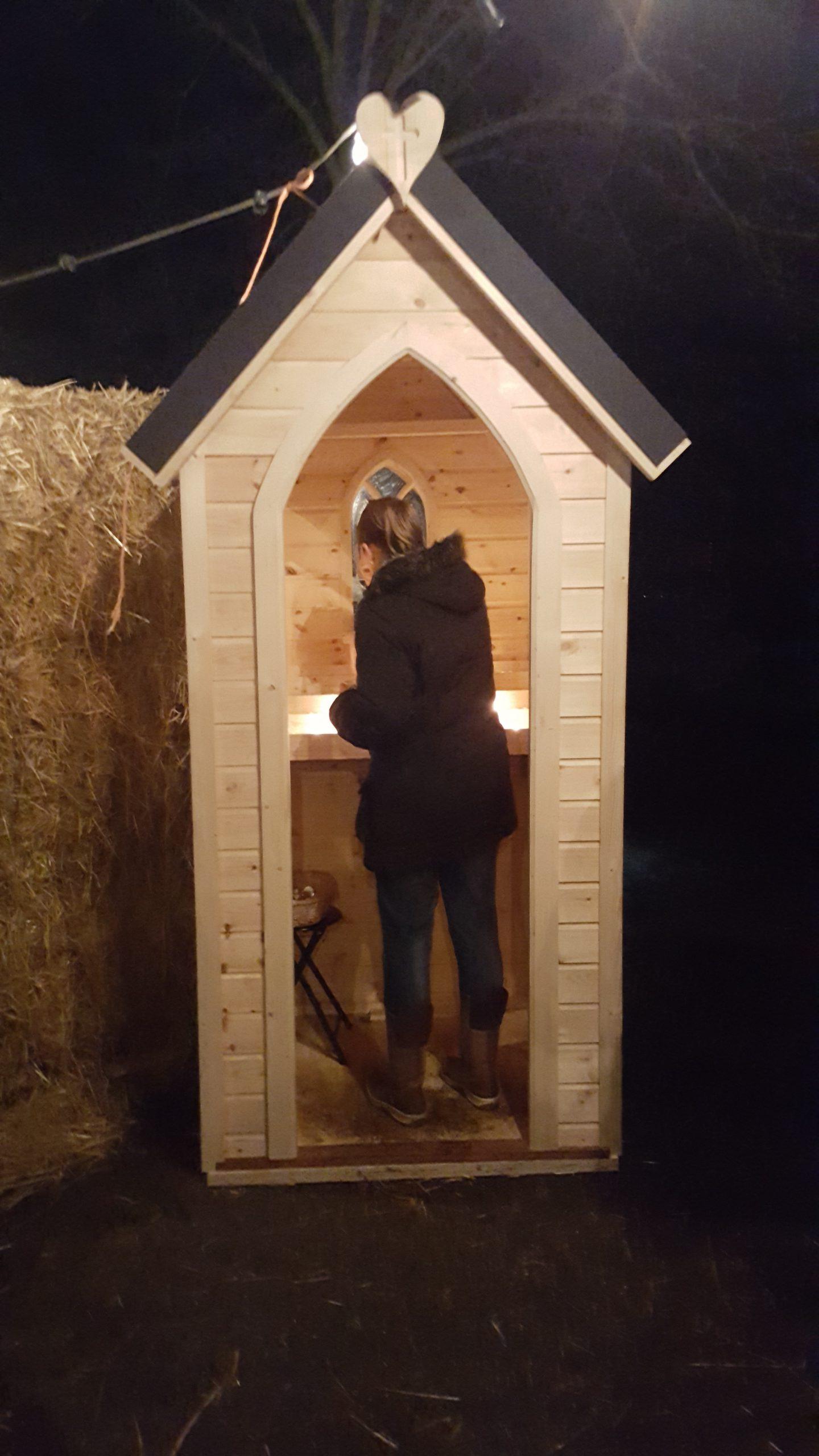 Kerstnachtdienst schaapskooi 't hijkerveld (14)